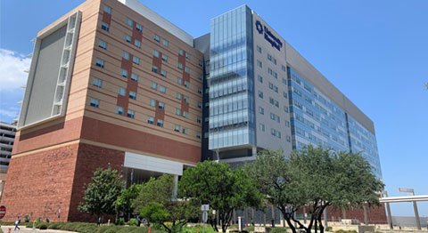 University Health Systems exterior photo