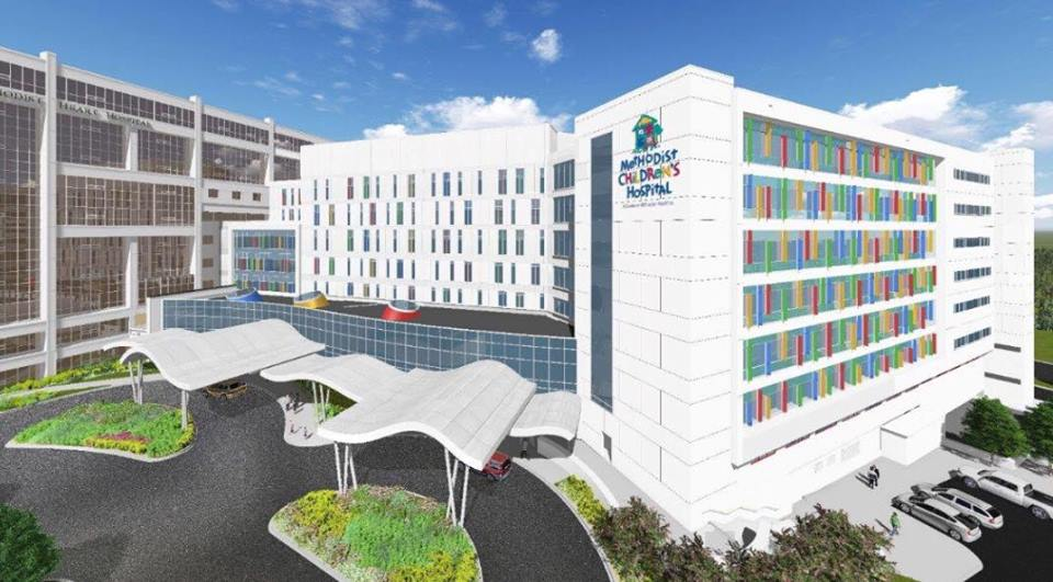 Methodist Children S Hospital Opens New 7 Story Tower
